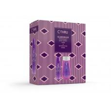 C-THRU GLAMOROUS deodorant sprej + sprchový gel