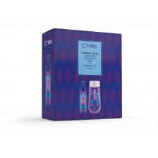 C-THRU Cosmic Aura deodorant + sprchový gel