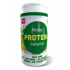 FIT-DAY Plant based protein Natural 600 g