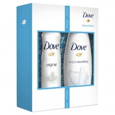 Dove Classic Beauty malá vánoční dárková kazeta pro ženy