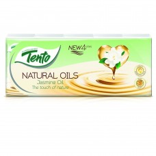TENTO Natural Oils Jasmine 10 × 10 ks