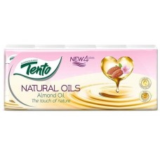 TENTO Natural Oils Almond 10 × 10 ks