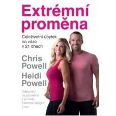 Extrémní proměna - Celoživotní úbytek na váze v 21 dnech (Chris Powell, Heidi Powell)