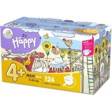 Bella Happy  Baby Maxi Plus Box dětské plenky