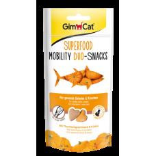 GIMCAT DUO-SNACKS Mobility tunak+dyne 40g