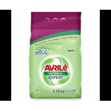Avrilé EXPERT Universal prací prášek 70 praní
