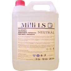 MILLI LS tekuté mýdlo neutral bez parfému