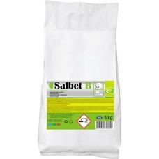 SALBET B pomocná prací přísada na skvrny od krve