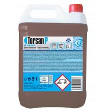 TORSAN P alkalický, dezinfekční, odmaštovací prášek - tekutý