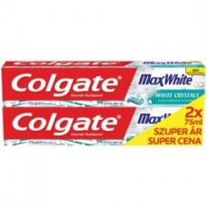 Colgate Zubní pasta Max White DUOPACK