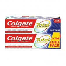 Colgate zubní pasta Total whitening DUOPACK