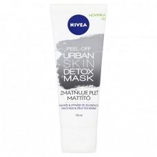 Nivea Urban Skin Detox Slupovací zmatňující maska