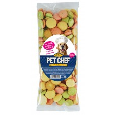 Pet Chef Psí MINI piškoty MIX 80g