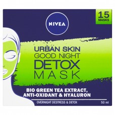 Nivea Noční detoxikační maska Urban Skin