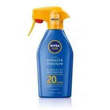Nivea hydratační sprej na opalování SPF20