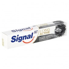 Signal Long Active Nature Charcoal zubní pasta
