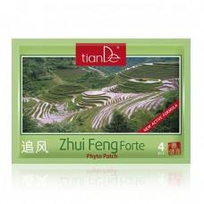 Kosmetická tělová fytonáplast Zhui Feng Forte 4 ks