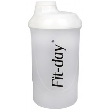 FIT-DAY Shaker 600 ml