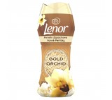 Lenor Unstoppables vonné perličky Gold Orchid