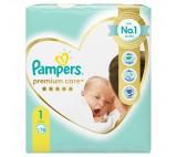 Pampers Premium Care plenky 1 (2 - 5 kg)