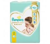 Pampers Premium Care plenky 2 (4 - 8 kg)