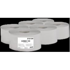 Toaletní papír Jumbo 190 1-vrstvý šedý