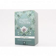 Bílý čaj, matcha a skořice 20 sáčků