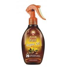 Opalovací olej s arganovým olejem OF 20 rozprašovací 200 ml