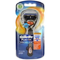 Gillette Fusion Proglide Flexball + náhradní hlavice