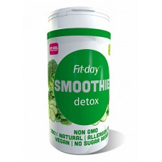FIT-DAY Plant based smoothie Detox 600 g