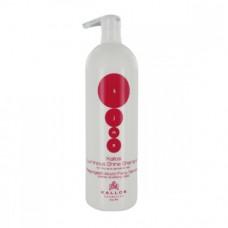 Kallos Rozjasňující šampon pro suché a citlivé vlasy