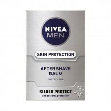 Nivea MEN Balzám po holení Silver Protect