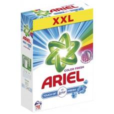 Ariel Touch of Lenor Color Fresh prací prášek, 70 praní