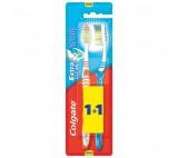 Colgate Extra Clean středně tvrdý zubní kartáček