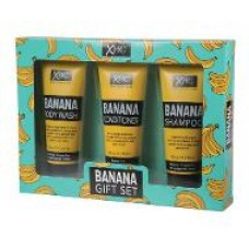 XPel Banana šampon + kondicionér + sprchový gel
