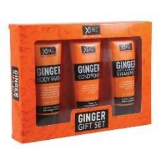 XPel Ginger šampon + kondicionér + sprchový gel