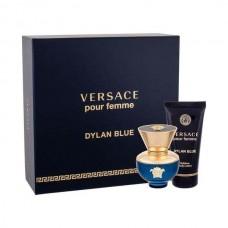 Versace Pour Femme Dylan Blue - EDP 30 ml + tělové mléko 50 ml