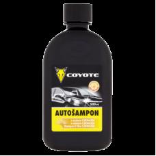 Coyote autošampon s voskem