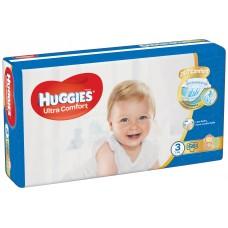 HUGGIES Ultra Comfort Jumbo vel.3 5-8kg
