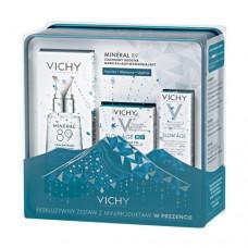 Vichy Dárková sada pleťové péče Minéral 89 + Slow Age Gift Set