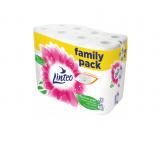 Linteo toaletní papír bílý, 2vrstvý