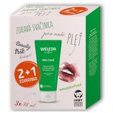 Weleda Dárková sada univerzálního výživného krému Skin Food