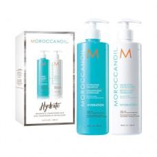MoroccanoilDárková sada hydratační vlasové péče Hydrating Duo