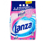 Lanza Vanish Power 2v1 Colors prášek na praní 70 praní