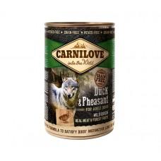 Konz.Carnilove Wild Meat Duck&Pheasant 400g