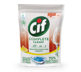 Cif tablety do myčky All-in-1 Citrus