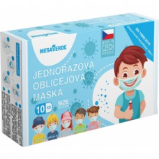 Mesaverde Kids Boys 3vrstvá ochranná rouška, výroba CZ