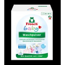 Frosch EKO Baby prací prášek na kojenecké prádlo, 18 praní