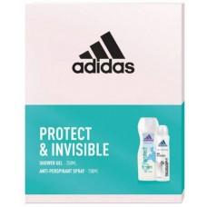 Adidas Invisible Protect dárková sada