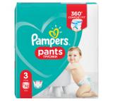 Pampers Pants plenkové kalhotky velikost 3, 6-11kg